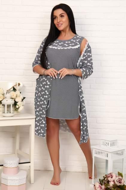 Женские комплект белья Mercury Home Дженни, серый