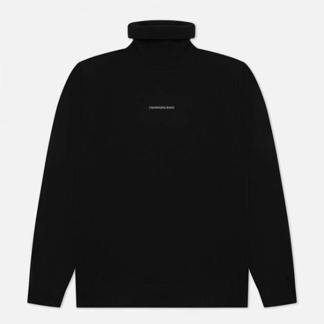 Водолазка мужская Calvin Klein Jeans J30J318612,  черный