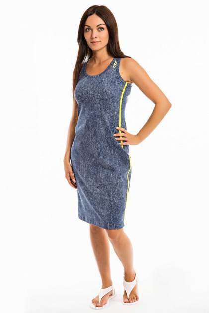 Женское платье Mercury Home Нелли, синий