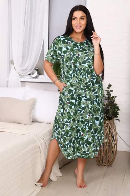 Женское платье Mercury Home Джессика, зеленый