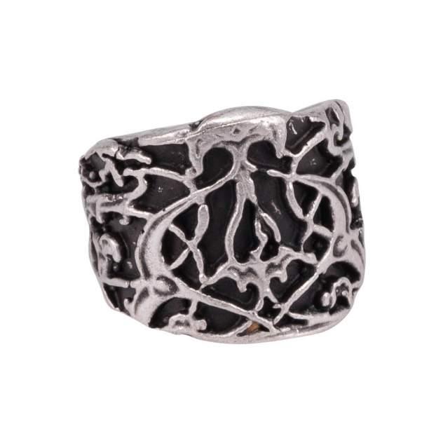 Кольцо женское OTOKODESIGN Чеканка 4-56482 серебристый one size