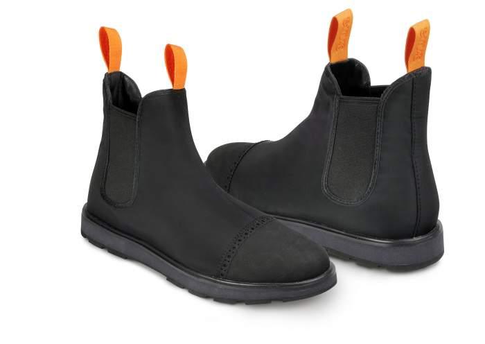 Мужские ботинки SWIMS Motion Chelsea, черный