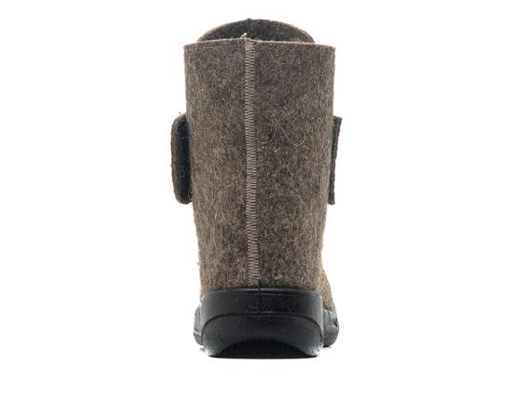 Валенки мужские ШК Обувь WB-14253 серые 42 RU