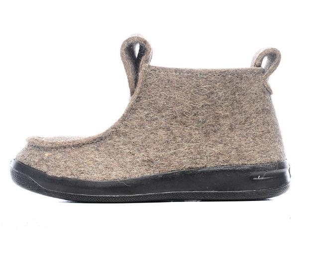 Валенки мужские ШК Обувь WB-09503 серые 41 RU
