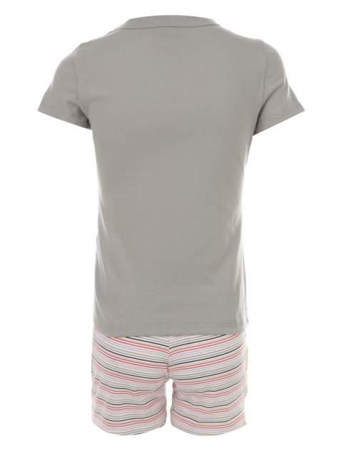 Пижама Goldy 951.013.281 серый р.4