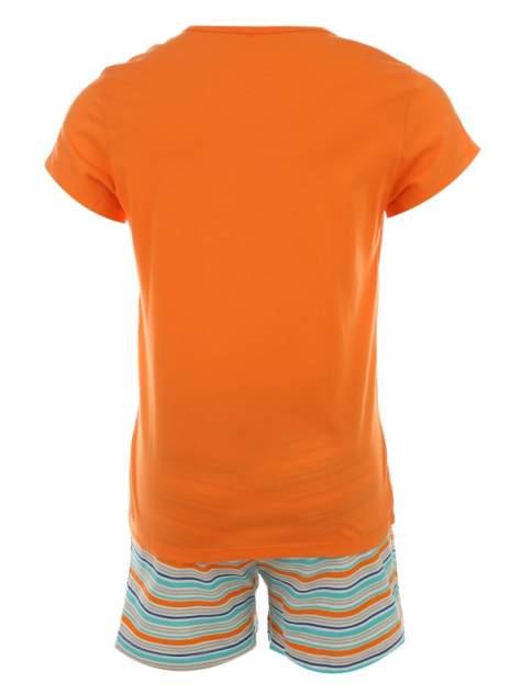 Пижама Goldy 951.005.282 оранжевый р.11