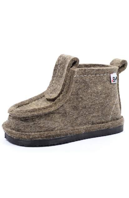 Валенки мужские ШК Обувь WB-08503, серый