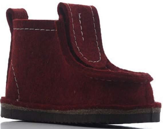 Валенки мужские ШК Обувь WB-08503 красные 41 RU