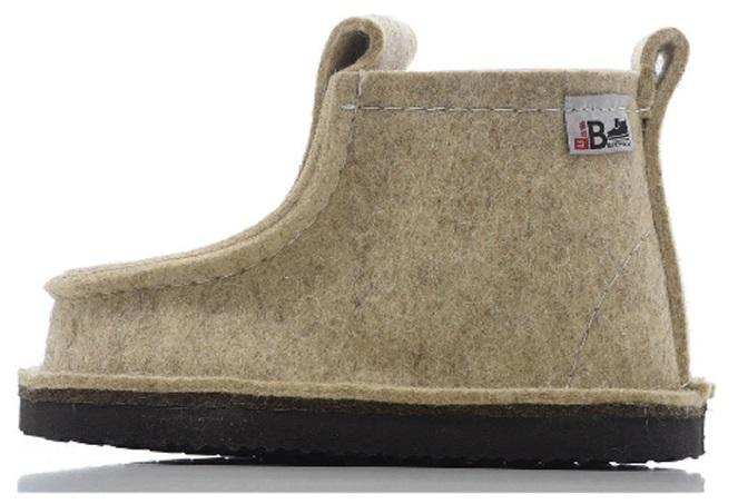 Валенки мужские ШК Обувь WB-08503 белые 47 RU