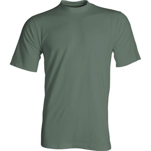 Футболка мужская Сплав прямая зеленая 58
