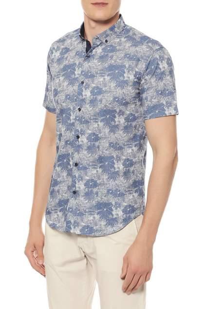 Рубашка мужская Forremann 14746 белая 43