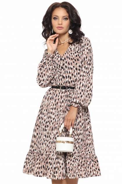 Женское платье Миллена Шарм 2275, бежевый