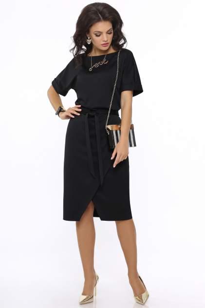 Женское платье Миллена Шарм 0799, черный
