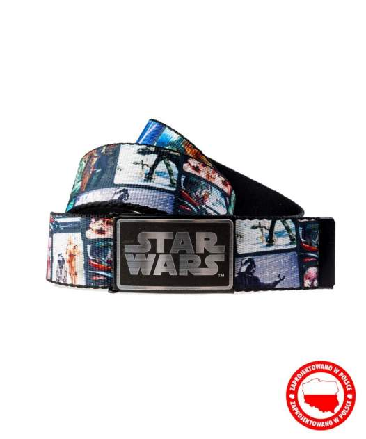 Ремень унисекс Good Loot Star Wars Movie разноцветный, 130х4 см