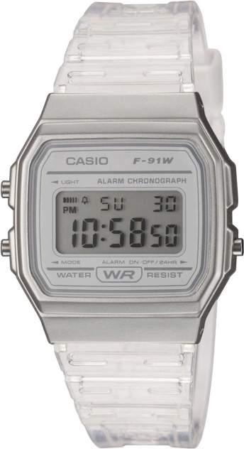 Наручные часы унисекс Casio F-91WS-7EF