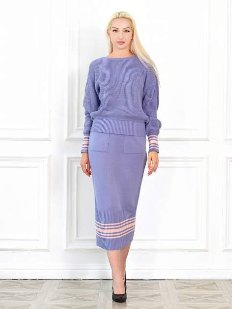 Женский костюм MILANIKA 237Н, фиолетовый