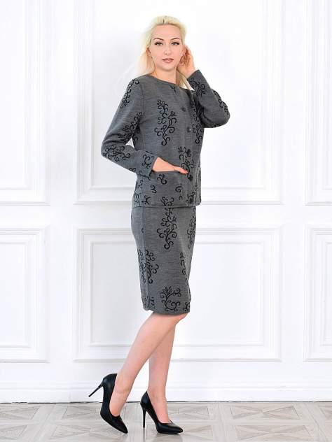 Женский костюм MILANIKA 207Н, серый