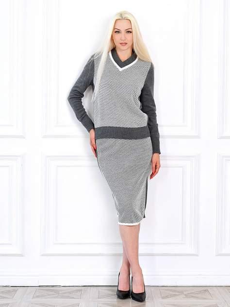 Женский костюм MILANIKA 206Н, серый