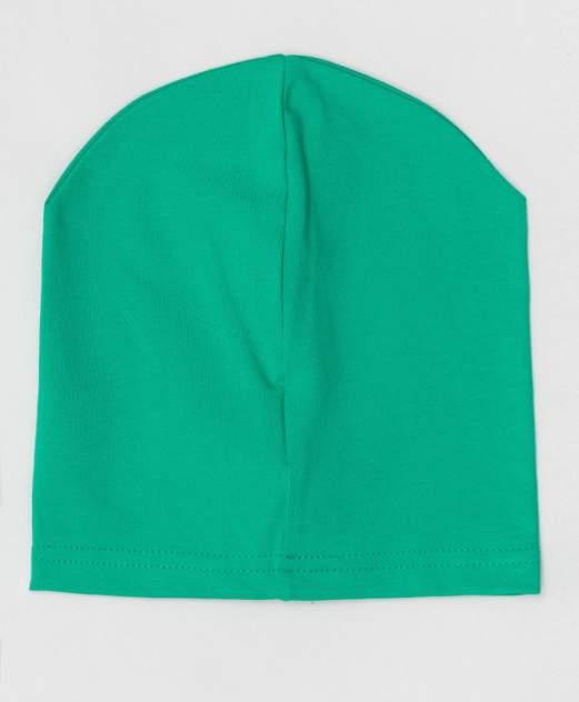 Трикотажная шапка Button Blue для девочек зеленый 54