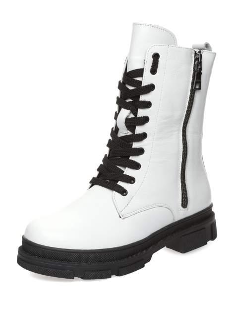 Ботинки женские MAKFLY 114MF-1-1, белый