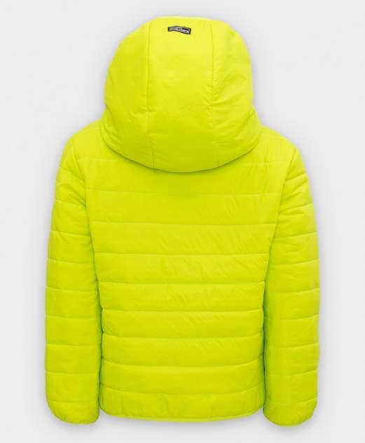 Салатовая куртка Button Blue для девочек 140