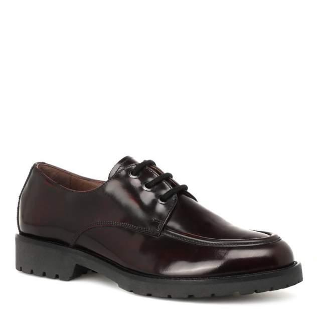 Ботинки женские Nero Giardini A719312D_1626225, бордовый