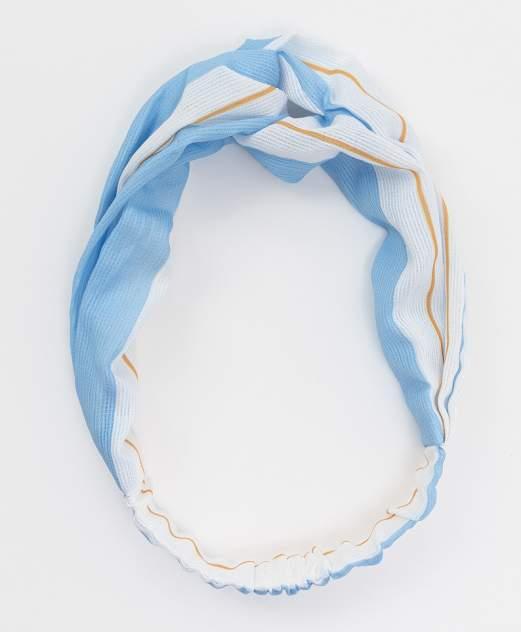 Повязка для волос Button Blue для девочек белый