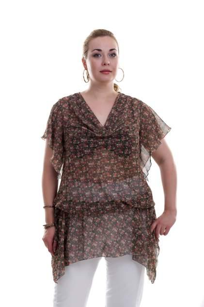 Женская туника OLSI 1406003, коричневый