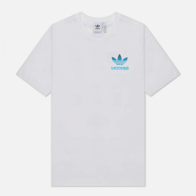 Футболка Adidas HG597, белый