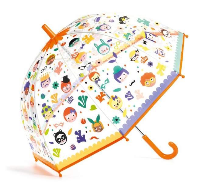 Зонтик Личики меняет цвет Djeco DD04709