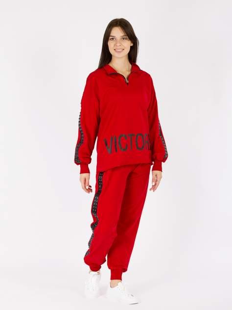 Женские спортивные брюки DAIROS GD50100536, красный