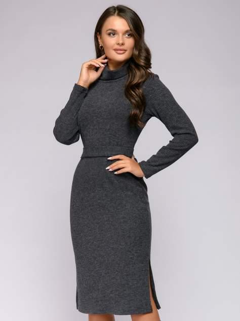 Женское платье 1001dress 0112001-01715GY16, серый
