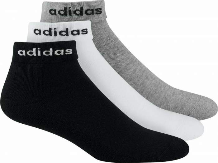 Набор носков мужских Adidas GE6132 разноцветных XL