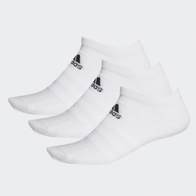 Набор носков мужских Adidas DZ9400 белых XL
