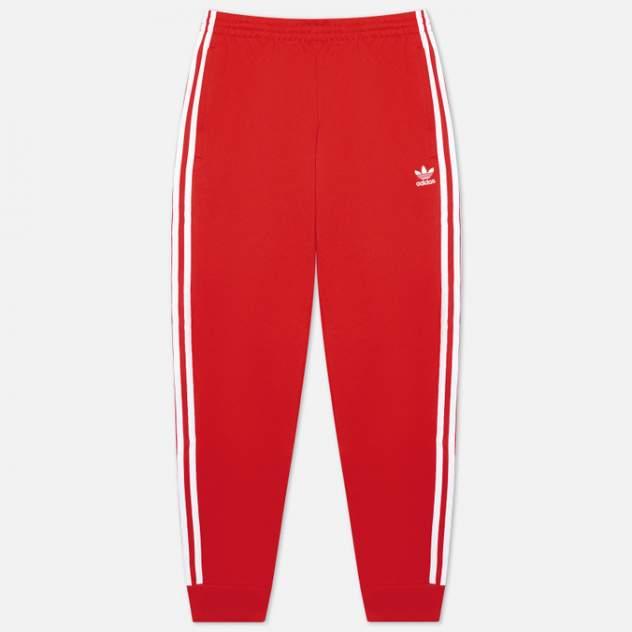 Спортивные брюки Adidas H06713, красный