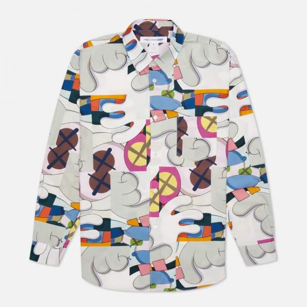 Рубашка мужская Comme des Garcons SHIRT FH-B021-W21, белый