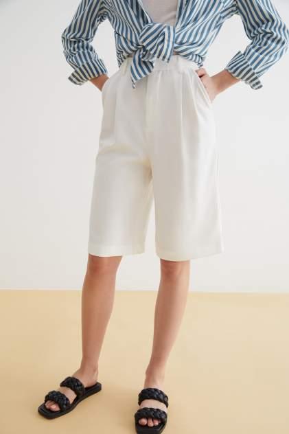 Шорты женские Concept Club 10200420078 белые XL