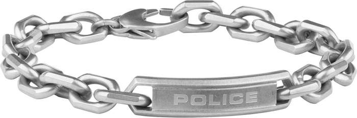 Браслет мужской из стали р.20 Police PJ.26353BSSE/01-L