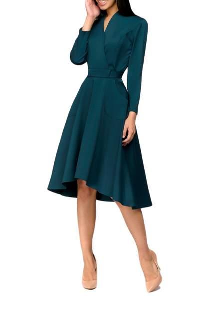 Женское платье D&M by 1001DRESS DM00985, зеленый
