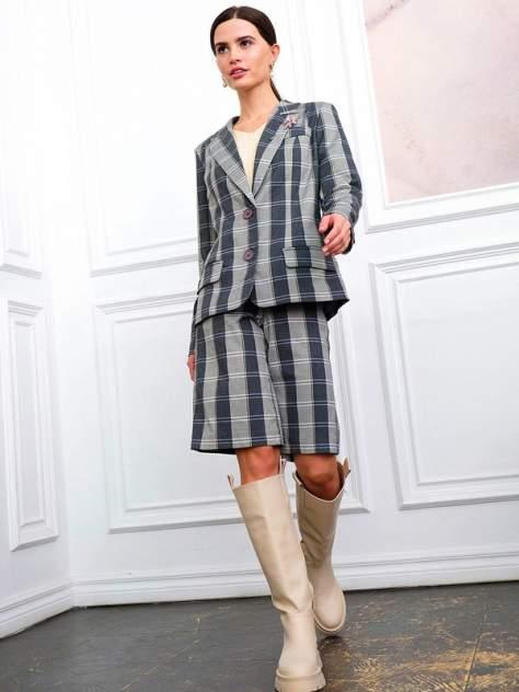 Женский костюм BEZKO БП 3693, серый