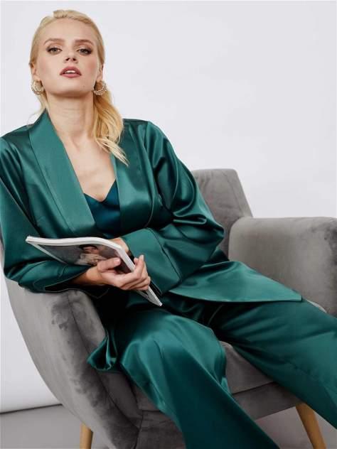 Женский костюм BEZKO БП 3677, зеленый