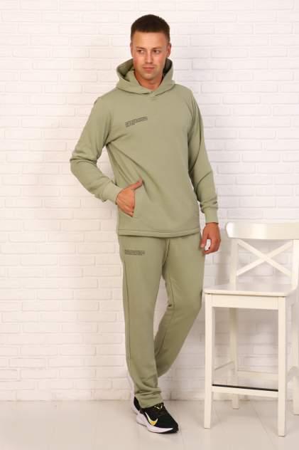 Спортивный костюм мужской Миллена Шарм 16085, хаки