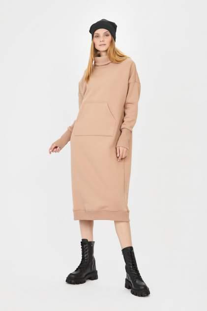 Женское платье Baon B451541, бежевый