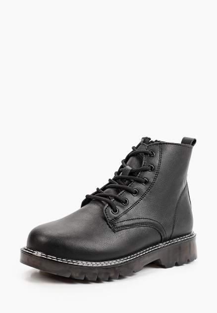 Ботинки женские MAKFINE 63MK-69-01A1, черный