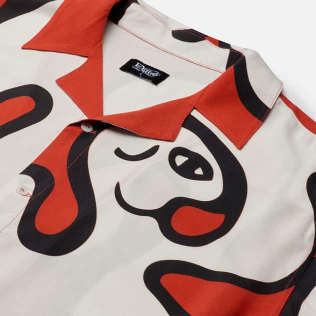Рубашка мужская Dime DIMES7003, красный
