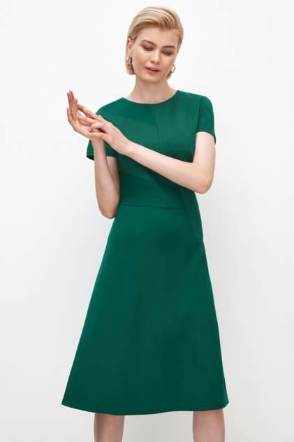 Повседневное платье женское Concept Club 10200200763 зеленое XL