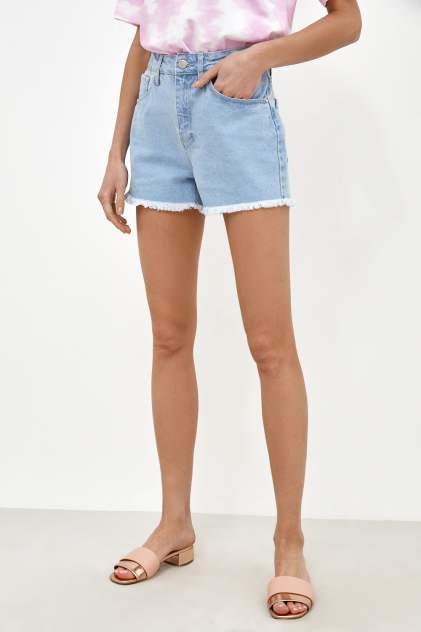 Джинсовые шорты женские Concept Club 10200420020w голубые L