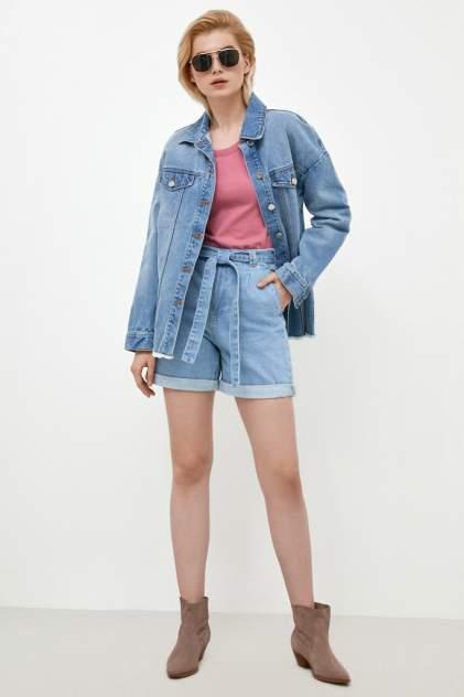 Джинсовые шорты женские Concept Club 10200420019w голубые XL