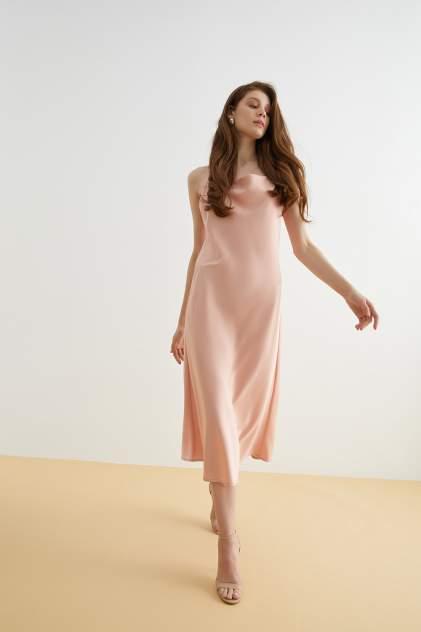 Платье-комбинация женское Concept Club 10200200795 розовое XL