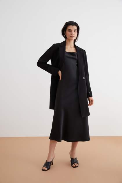 Платье-комбинация женское Concept Club 10200200795 черное XL